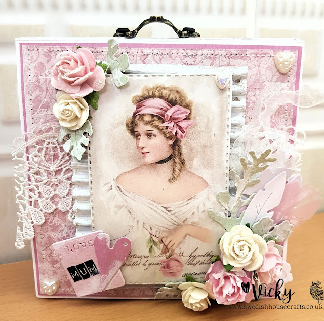 Magnolia Handbag Album | By Vicky