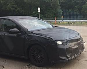 2018 Toyota Camry Rumors