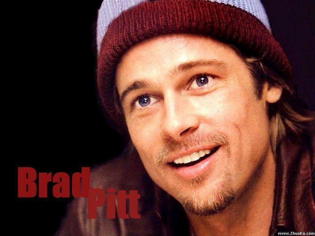 Brad Pitt Handsome Photo