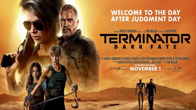 Terminator Dark Fate HD Movie Download 1080p  720p  (2019)