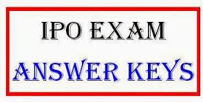 IPO Exam 2019