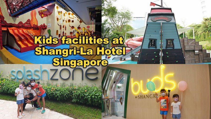 Kids Facilities at Shangri La Hotel