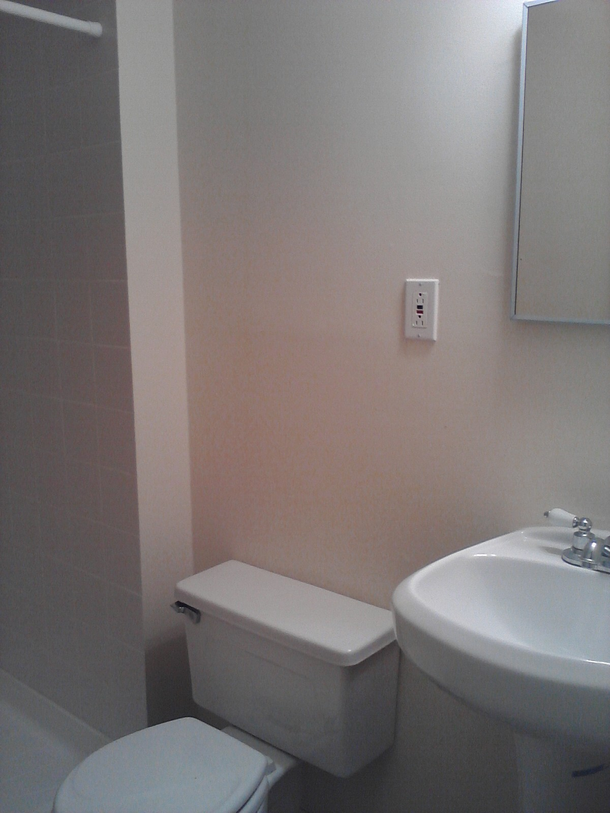 Chelsea S Garage Before After Small Bathroom 1