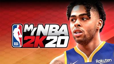 NBA 2K20 Apk + OBB Full Download