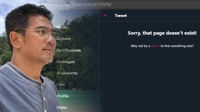Iman Brotoseno Nonaktifkan Akun Twitter: Saya Ingin Fokus Bekerja