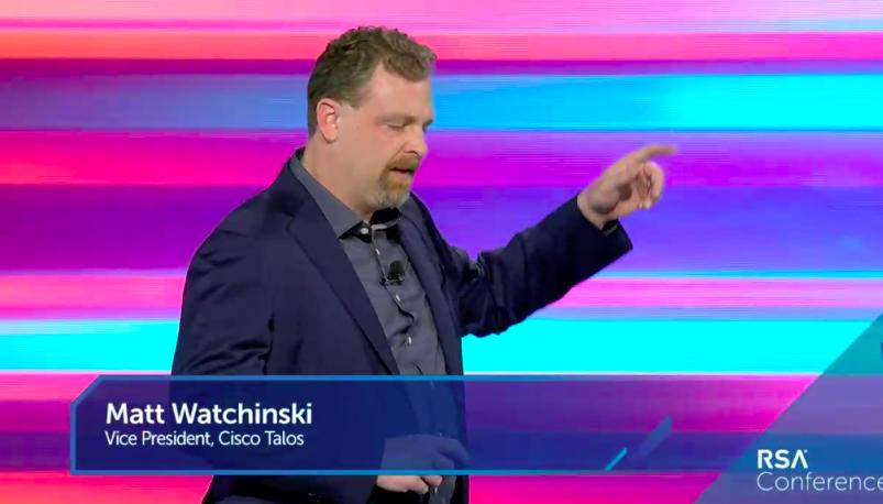 Cisco Talos、RSA Conference の基調講演で IoT のセキュリティの重要性を説く