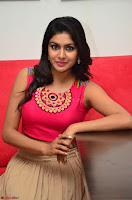 Akshita super cute Pink Choli at south indian thalis and filmy breakfast in Filmy Junction inaguration by Gopichand ~  Exclusive 102.JPG