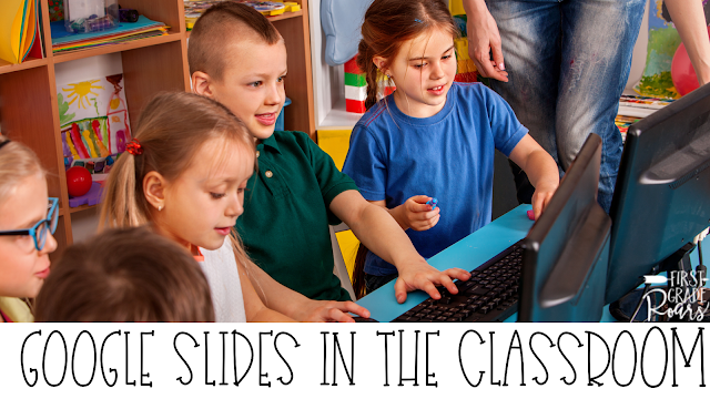 Using Google in my First Grade Classroom to Build Phonemic Skills