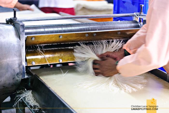 Chanthaboon Chantaburi Thailand Noodle Factory