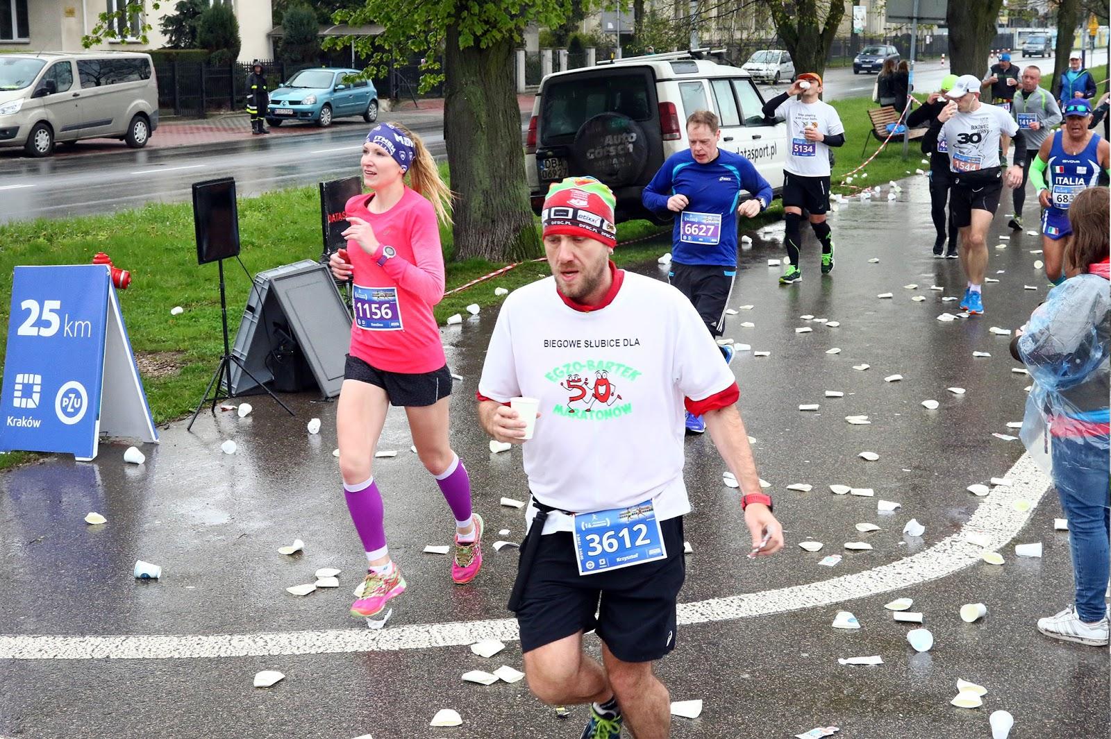 25 km maraton błonia