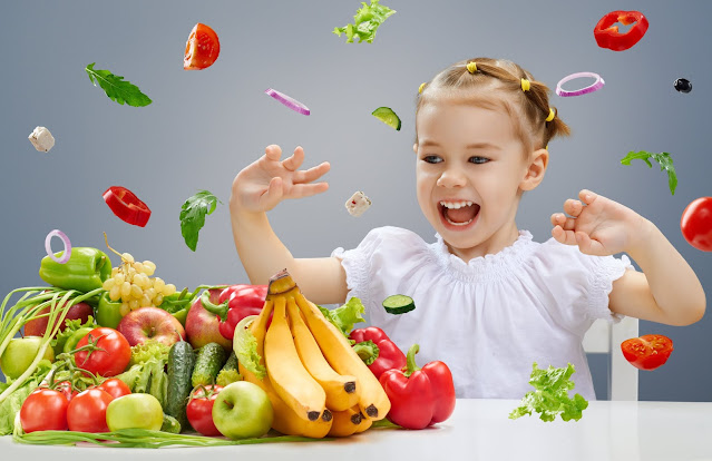Nutrisi Penting Untuk Anak