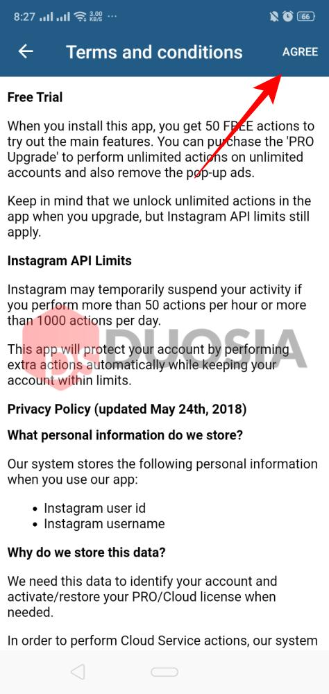 cara menghapus followers instagram secara cepat