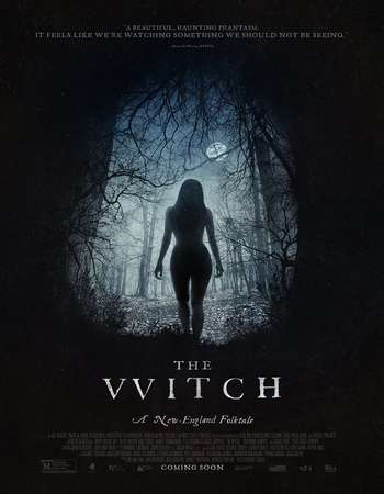 Poster Of The Witch 2015 Dual Audio 720p BRRip [Hindi - English] ESubs Free Download Watch Online Worldfree4u