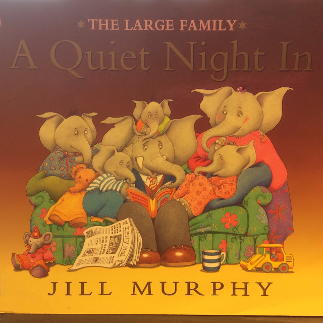 Book corner: A quiet night in