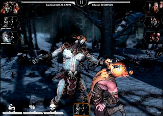 MORTAL KOMBAT X MOD APK Full Unlocked