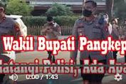 VIDEO: Wakil  Bupati  Pangkep  Didatangi  Polisi,   Ada  Apa... ?
