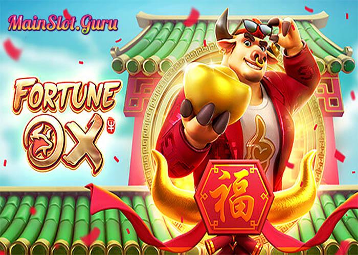 Main Gratis Slot Demo Fortune Ox PG Soft