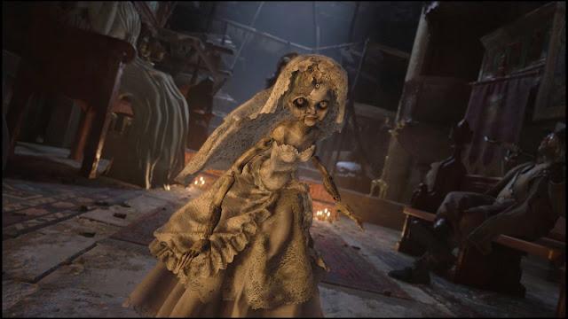 Resident Evil 8 Village Full Unlocked Free Download Torrent RePack
