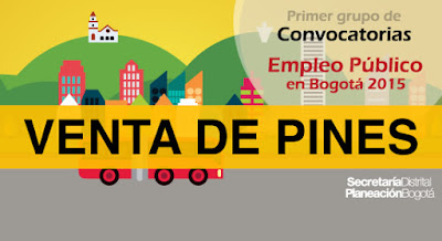 Convocatoria para concurso abierto de empleo Público en Bogotá 2015