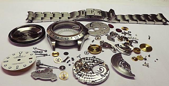 Jasa Service Jam Tangan Rolex Tercepat dan Termurah Jogja