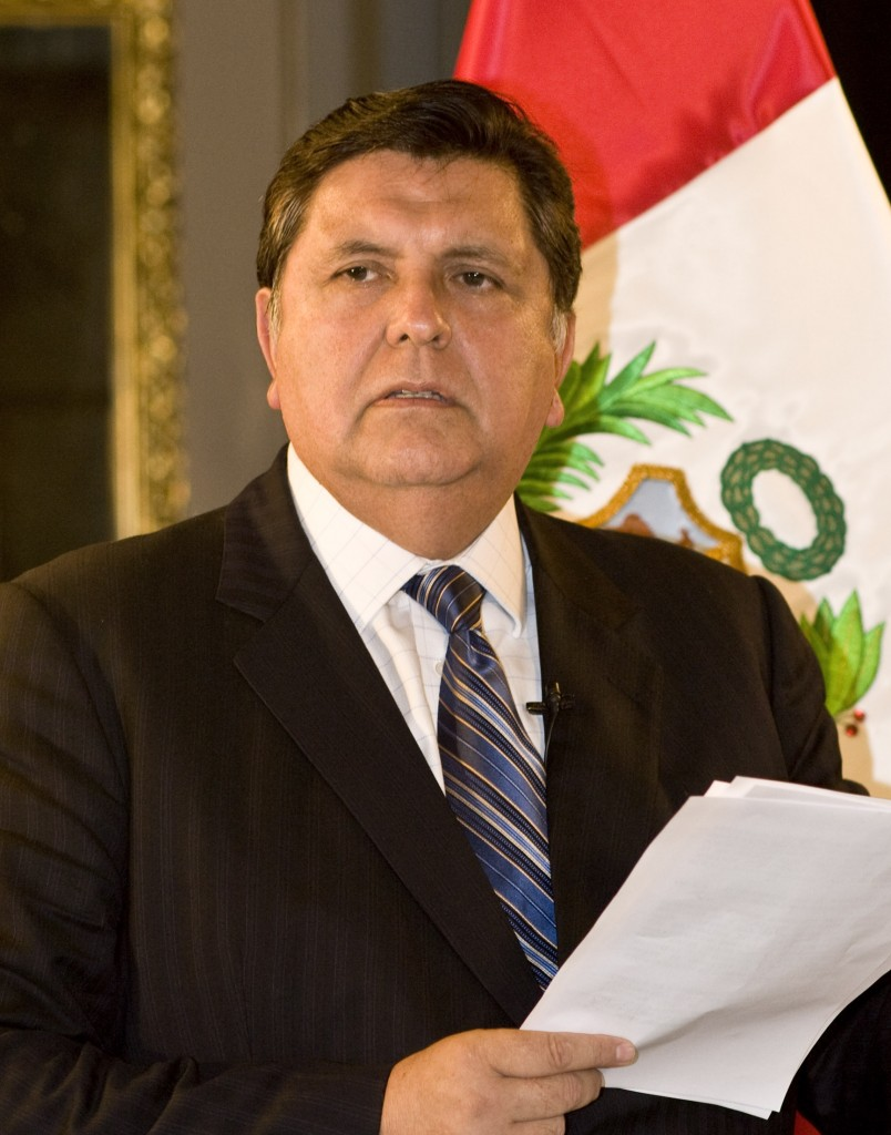 Peru: April 2016