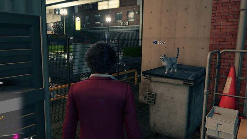 Yakuza: Like a Dragon - Where to Find Cats