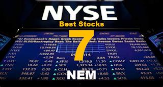 7 Best Stocks : NYSE:NEM Newmont Goldcorp stock price forecast