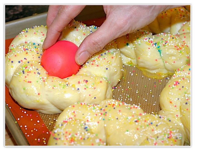 Happy Easter Bread Recipes From Around The All Countries [*yummy#]