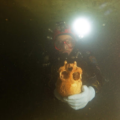 Γυναικείος σκελετός 9.900 ετών βρέθηκε στο Μεξικό