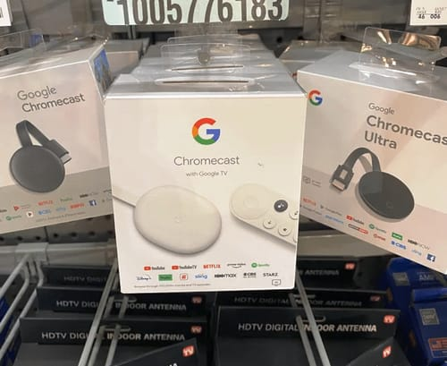 New Google Chromecast hitting stores before it is announced