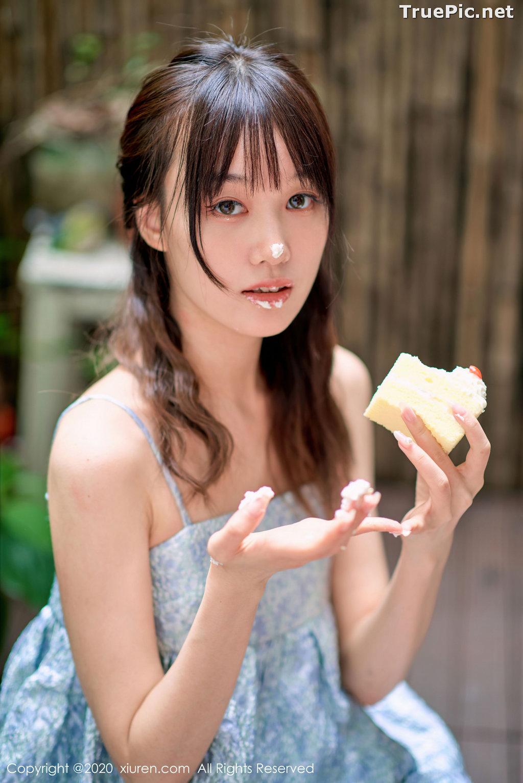 Image XIUREN No.2533 – Chinese Cute Model – You Qi (尤其) - TruePic.net - Picture-1
