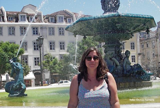 Lisboa: Praça do Rossio