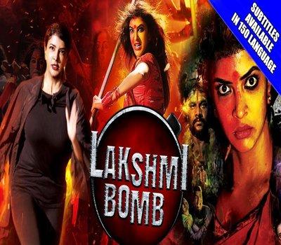 Lakshmi Bomb (2018) Hindi Dubbed 720p HDRip