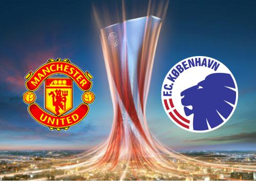 Manchester United vs Copenhagen -Highlights 10 August 2020