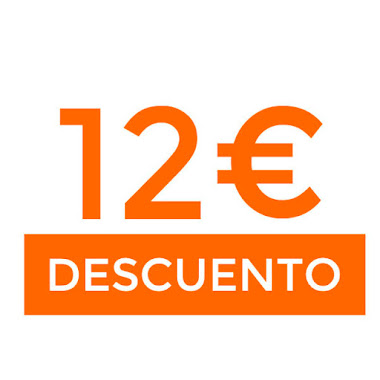 12€ dto en April Gift de Aliexpress