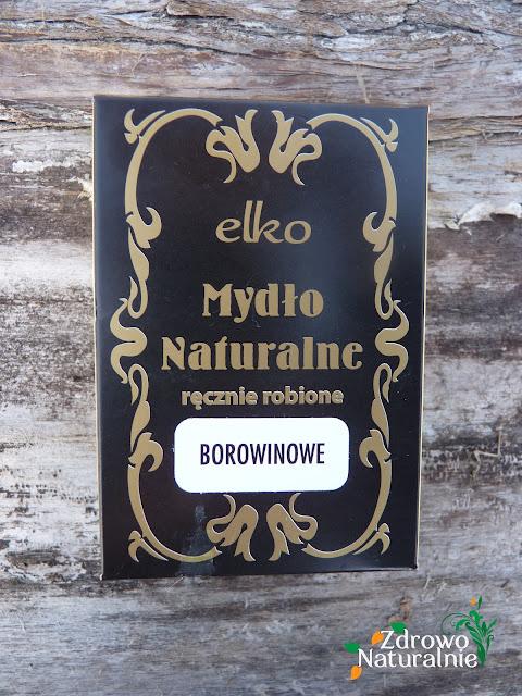ELKO - Mydło naturalnie robione borowinowe