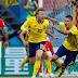 Suecia consigue el pase a cuartos