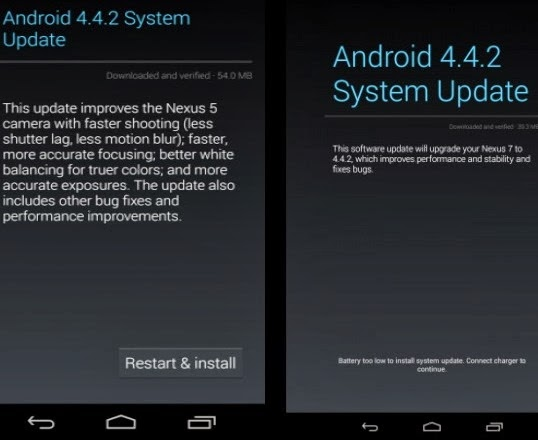 How to download Android 4.2 KitKat firmware