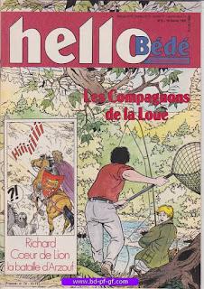 Hello-Bébé, numéro 8, 1991, Les compagnons de la loue