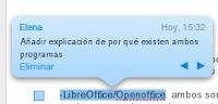iPages, aplicaciones, escribir