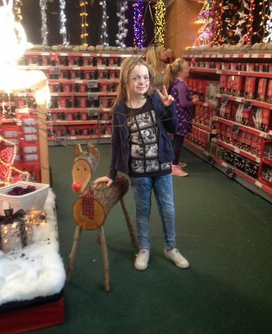 Dobbies and our Trip to Arran