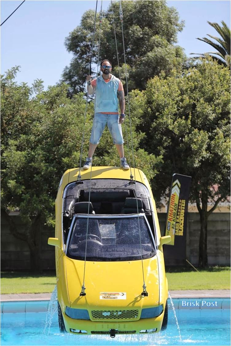Car is the First Love of Rohit Shetty