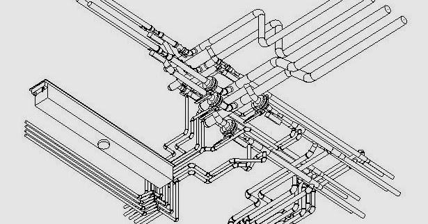 HVAC Drafting Services, HVAC Detailing and Design, HVAC