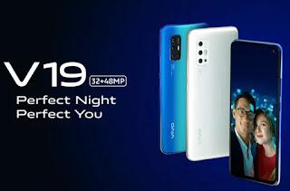 ponsel terbaru dari vivo meluncur di Indonesia, Vivo V19