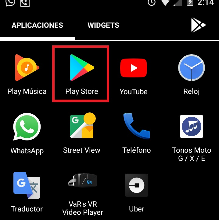 como abrir archivos rar para android