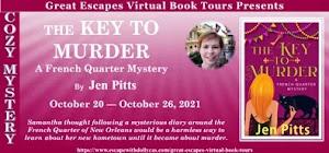 Upcoming Blog Tour 10/22/21