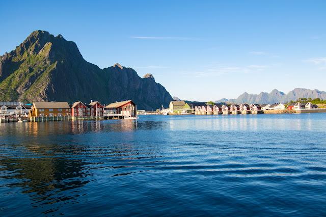 Svolvaer-Isole Lofoten