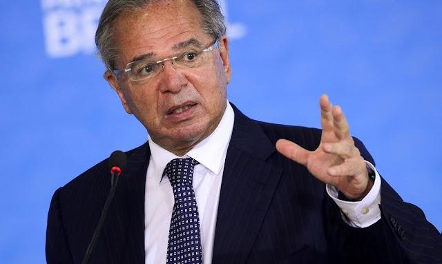 Equipe do Ministro Guedes propõe novo Auxílio Emergencial em DOZE parcelas de R$300,00 em 2021