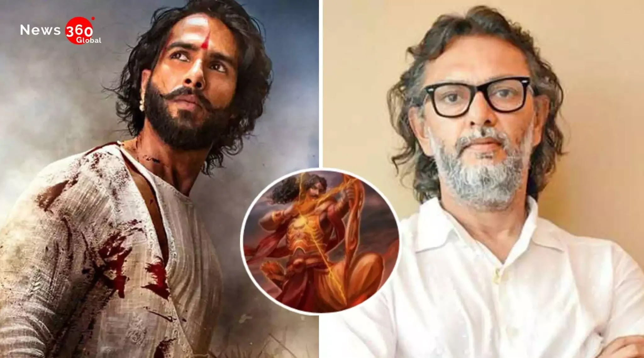 Shahid Kapoor to Play a Role of Karna in Mahabharat, Check details