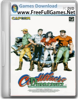 Cadillacs and Dinosaurs PC Game Free Download Full Version